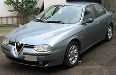 Alfa 156 - Addio