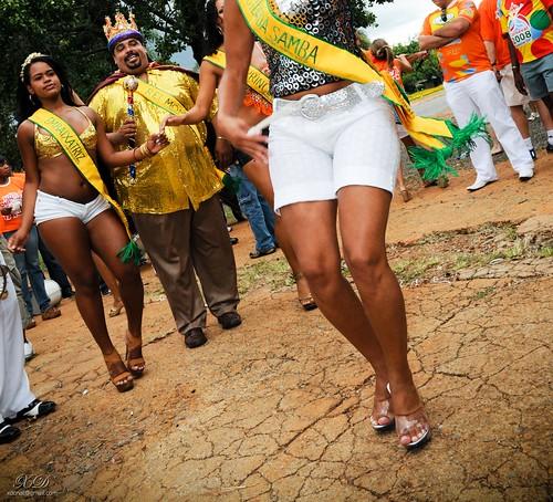 Samba no pé, by Xavier Donat via flickr