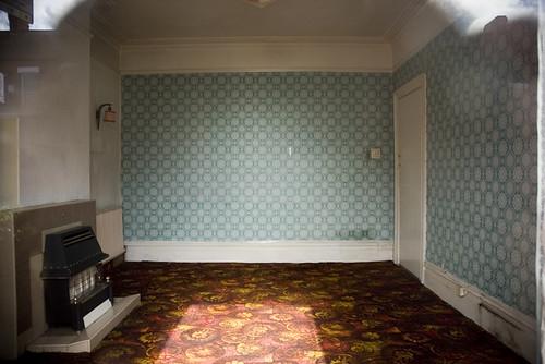 Empty House by coxy.