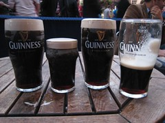 Family of Guiness- baby pint!