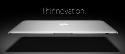Imagen del nuevo MacBook Air