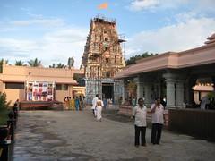 Left side Praharam