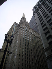 Chicago - guess what building it is?