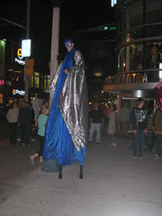 Stilt Walker from Moko Jumbie Dance