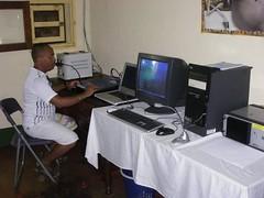 Studio Radio (RFA) de Daraina