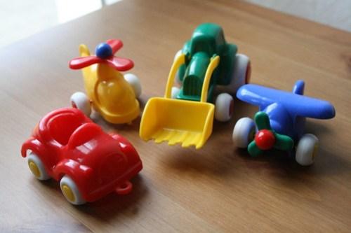 Söta leksaker