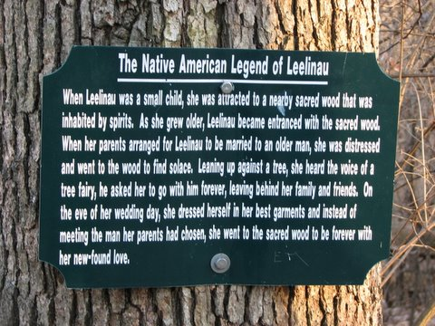 Legend of Leelinau Lone Elk Park Fenton Mo