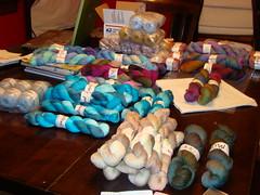 Too much yarn!