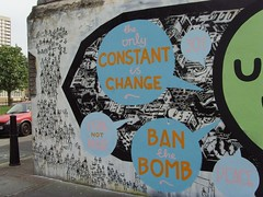 the only constant is change - east end: London...
