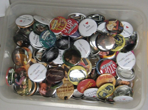 Harry Potter Buttons