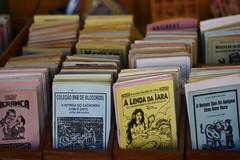Literatura de Cordel. Foto: Augusto Barbosa