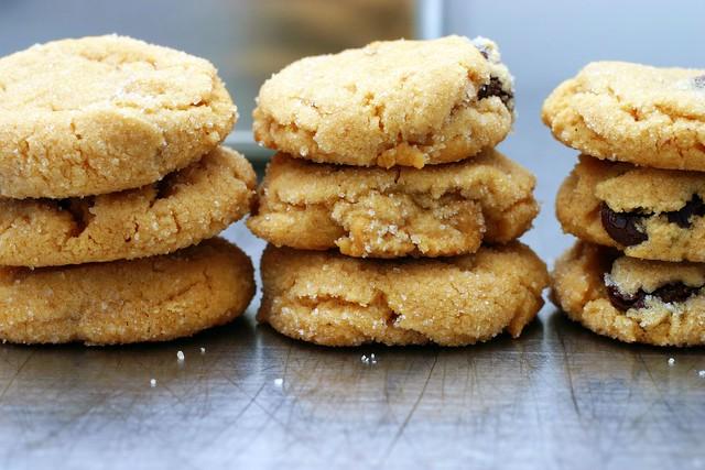 Peanut butter cookies smitten kitchen for Smitten kitchen chocolate chip cookies