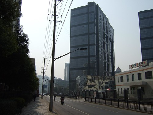 Building in Hongkou