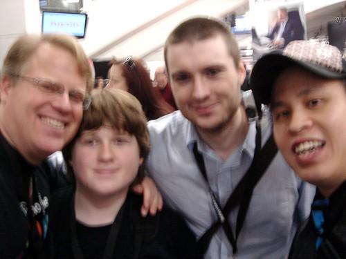 Robert Scoble & Pete Cashmore (mashable.com) - 3