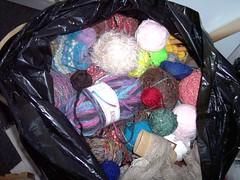 bag o yarn