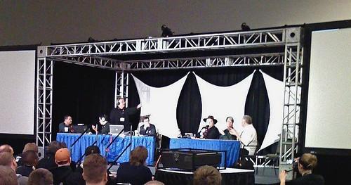 MBW Panel @ MWE2008