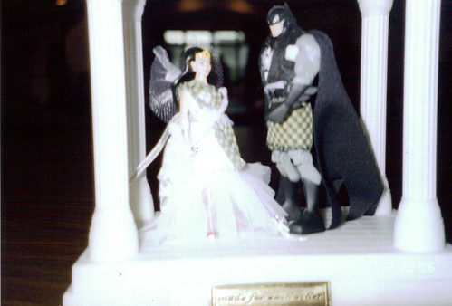 Close-Up of Cake Topper by revjim5000.