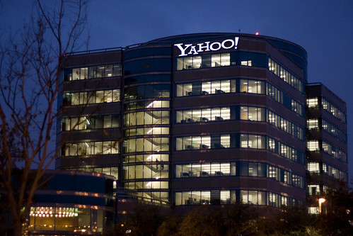 Yahoo@Night