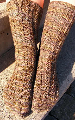 Asparagus Socks