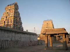 The Two Rajagopurams