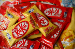 KitKat Mango Purin
