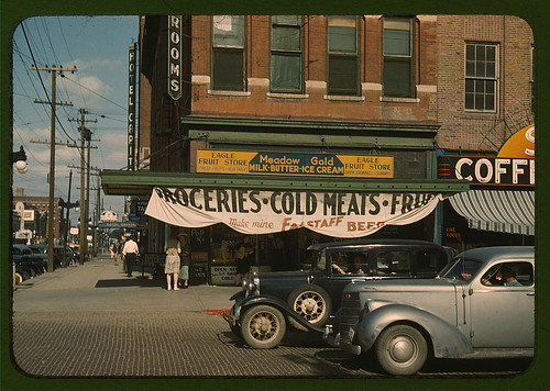 [Eagle Fruit Store and Capital Hotel], Lincoln, Nebraska (LOC)