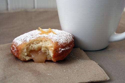 Doughnuts With Grapefruit-Vanilla Jelly Recipes — Dishmaps
