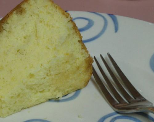 torta di frutto tropicale  (tropical fruit cake)