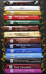 Ritter Sport Squares