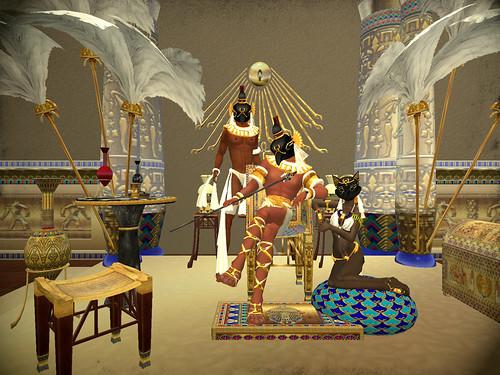 gods of illusions photoshoot - classic