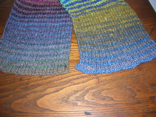 11-02 Noro Scarf ends