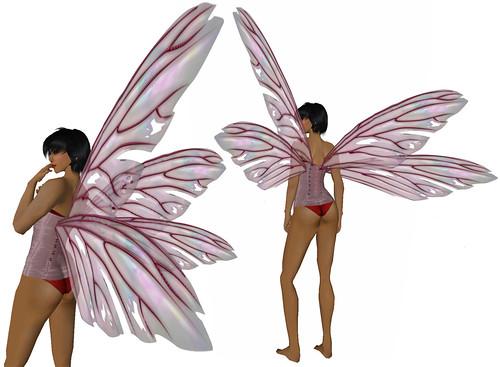 Fancy Fairy Fae Lingerie IV