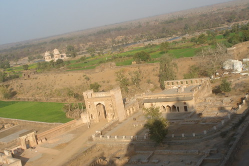 Jahangir Mahal Fort_為愛妾建1-3
