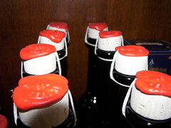 Modena > Sealed Bottles of Balsamic Vinegar