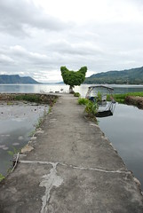 Lake Toba From Tabo by Ben Peters
