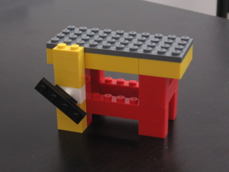 Lego Workbench
