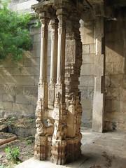 Mandapa Pillars 2