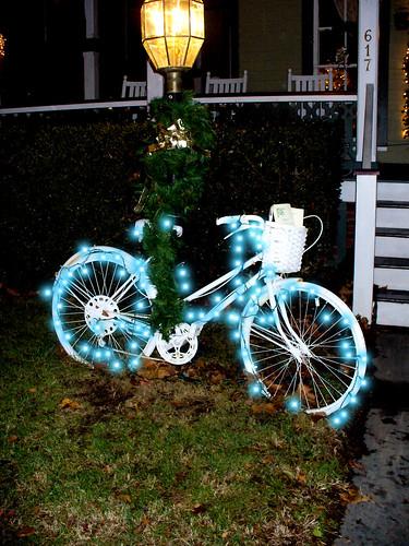 Xmas Bike - Cape May, NJ