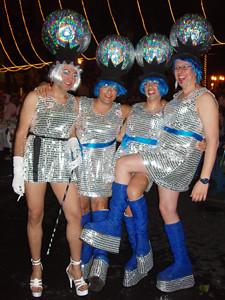 drag mayhem at Puerto's Carnaval