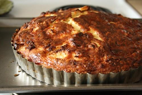 Puffed up tart