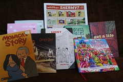 My Comic Relief Haul