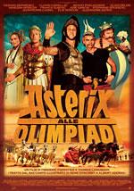 locandina Asterix alle olimpiadi