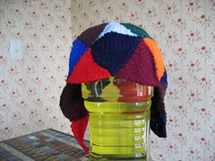geodesic hat (front)