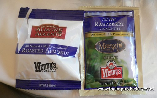Wendy's Berry Almond Chicken Salad Dressing
