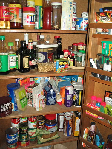 I need to clean out my kitchen cupboard