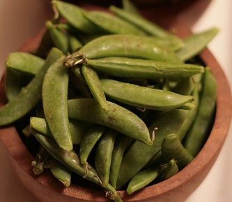 Sugar Snap Peas - Crisp and Sweet
