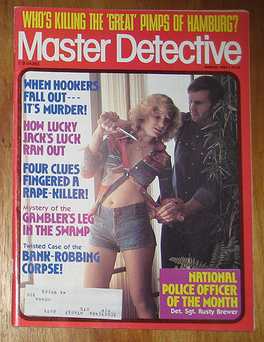 Master Detective, March 1984