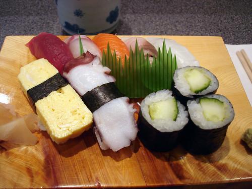 Sushi Set C