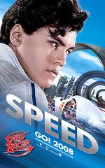 Speed Racer - CLIQUE PARA FAZER O DOWNLOAD DESTE POSTER EM ALTA RESOLUÇÃO