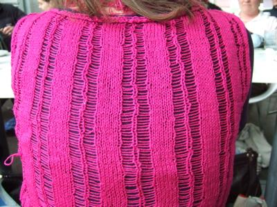 drop stitch top
